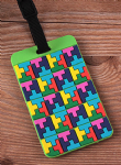 Jigsaw Travel Tags